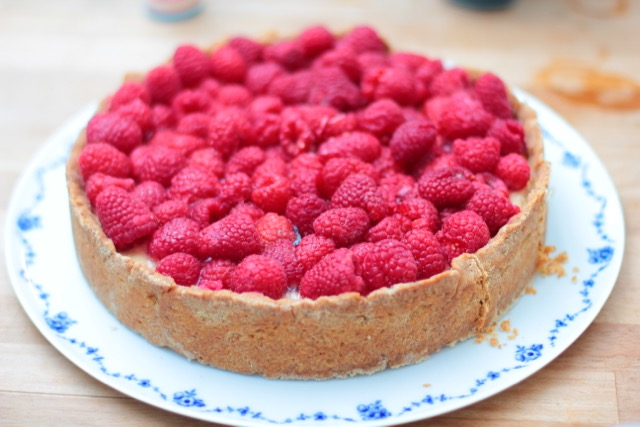 Himbeer-Cheesecake by pippapiemaker.com