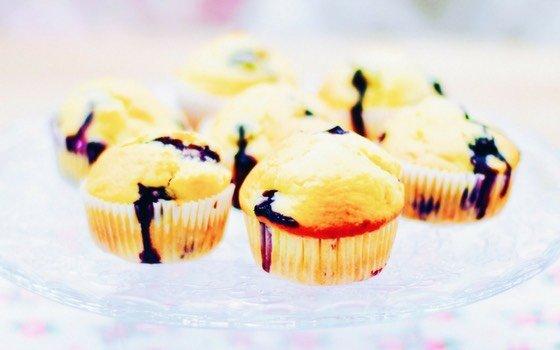 Blaubeermuffins by pippapiemaker.com