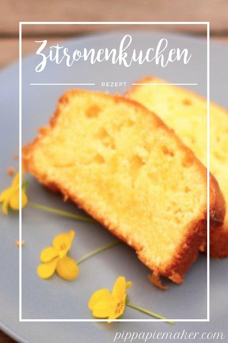 Zitronenkuchen by pippapiemaker.com