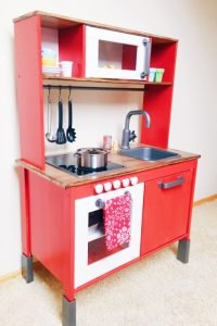 Ikea Hack Duktig Play Kitchen