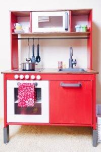 Ikea Hack Duktig Play Kitchen