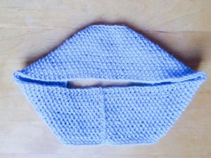cashmere knitted headband by pippapiemaker.com