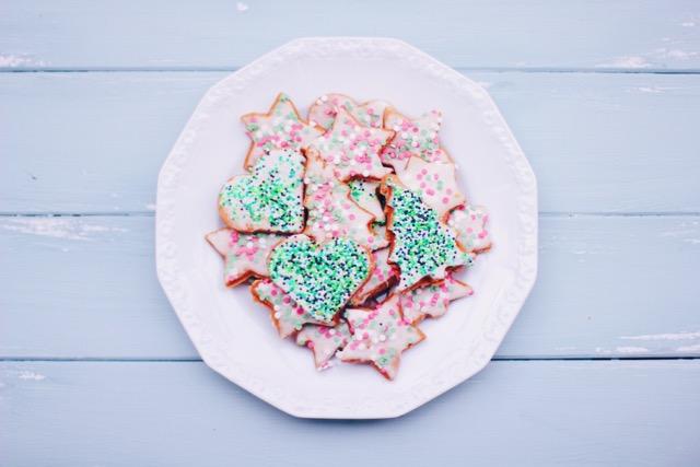 Gingerbread Cookies by pippapiemaker.com