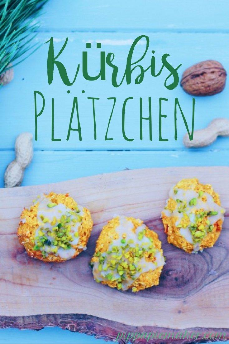 Kürbis Plätzchen by pippapiemaker.com