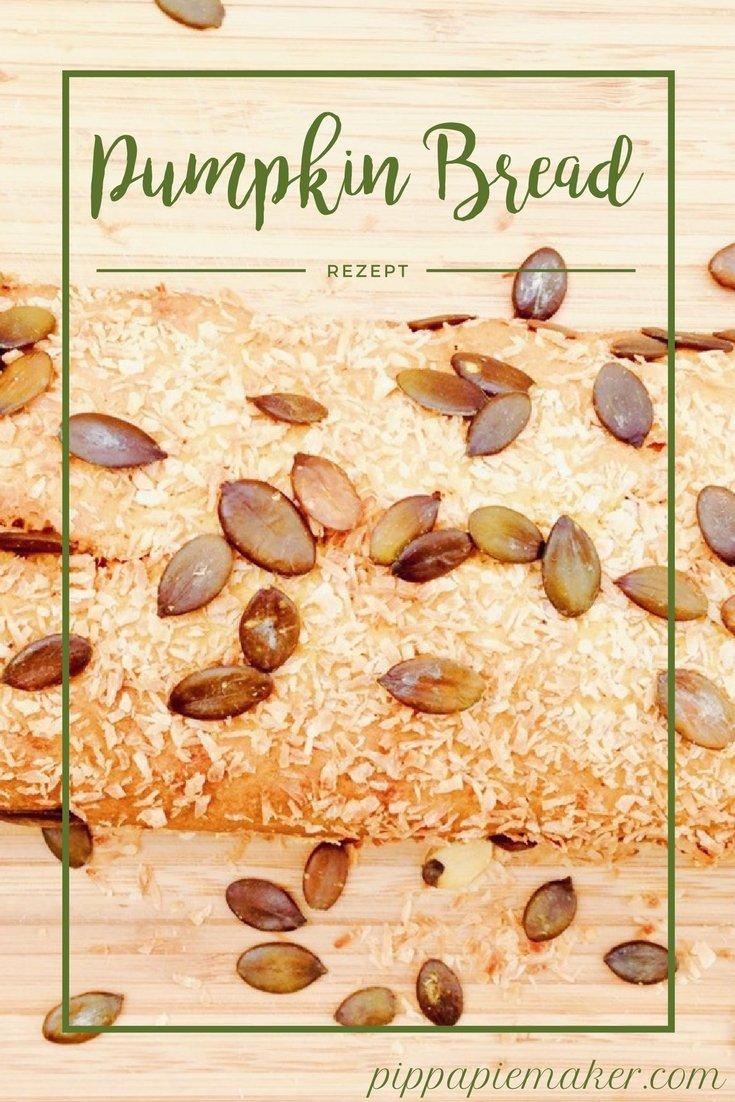 Pumpkin Bread by pippapiemaker.com