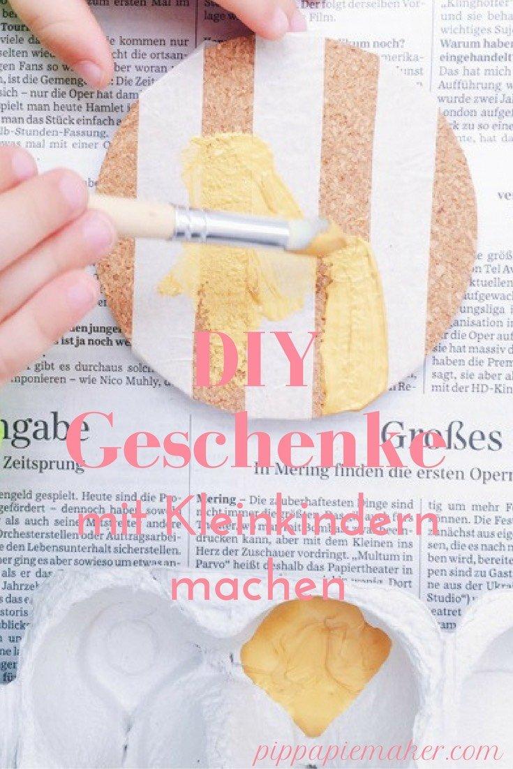 Diy Geschenke Die Man Mit Kleinkindern Machen Kann Pippa Pie Maker
