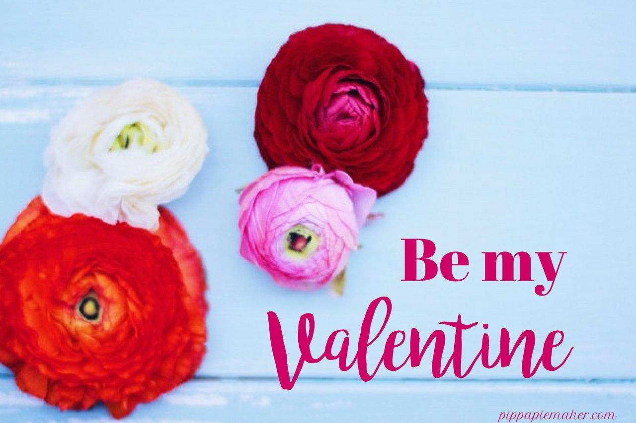 Freebie: Valentinskarten!