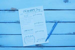 Kostenloser Tagesplaner by pippapiemaker.com