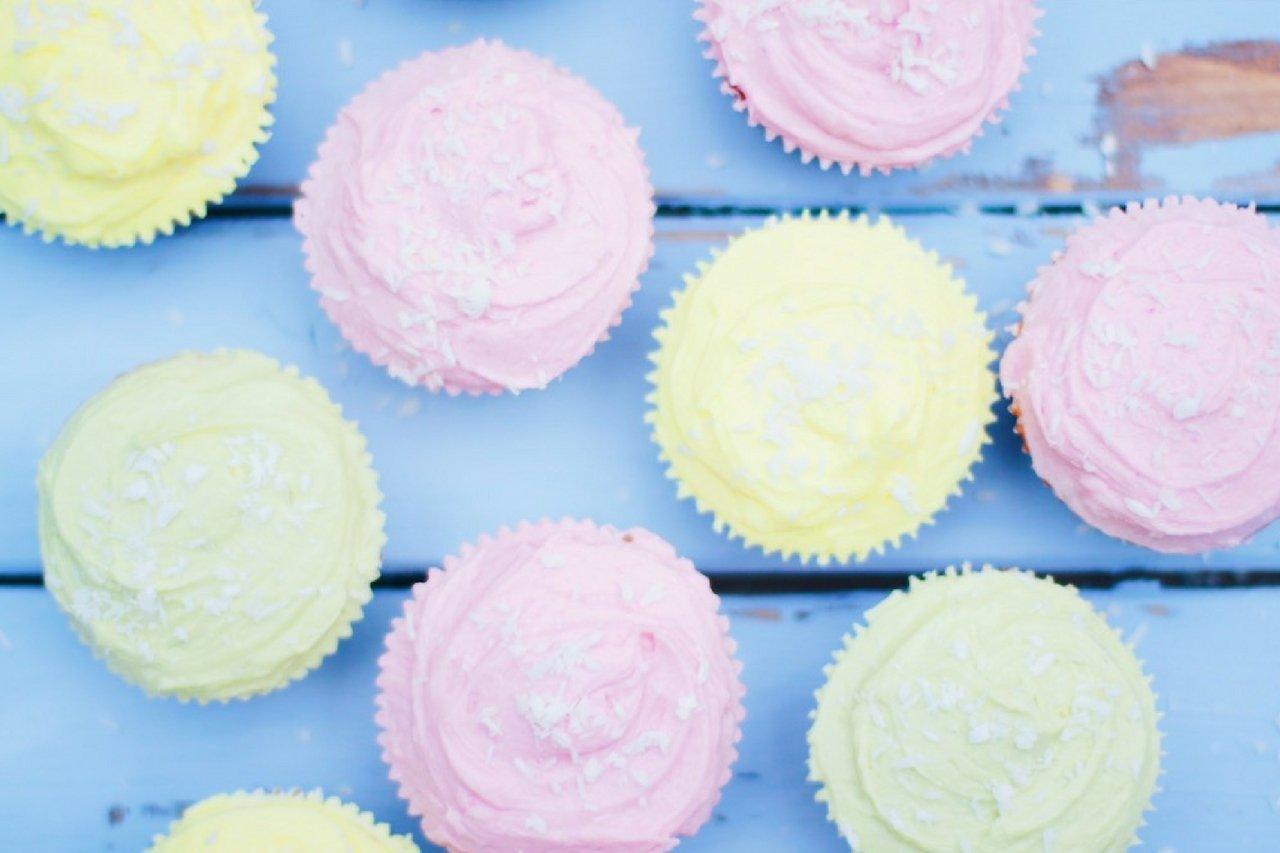 Vanilla Cupcakes - in 5 Varianten - Pippa Pie-Maker