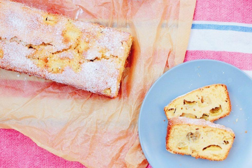 Rhabarberkuchen by pippapiemaker.com