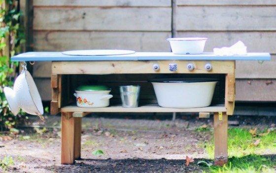 DIY Matschküche by pippapiemaker.com