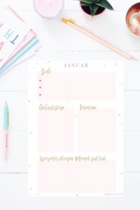 Der Happy Planner ist ein Kalender für alle, die nicht nur ihre Termine notieren, sondern ihren gesamten Alltag organisieren wollen. Er ist designed für ein produktives und erfülltes Leben. Wie in einem Bullet Journal oder Filofax, kannst du dir deine Inhalte zusammenstellen, wie du sie brauchst: Wochenplan, To-Do-Liste, Speiseplan, Dankbarkeitsliste, Ziele-Barometer, Fitness Tracker, Monatsrevue und vieles mehr!