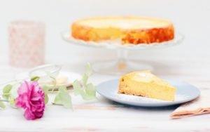Ein super leckerer Kürbis-Käsekuchen mit Keksboden. Ist schnell gemacht und ein toller Kuchen für Herbst, Winter und die Weihnachtszeit.